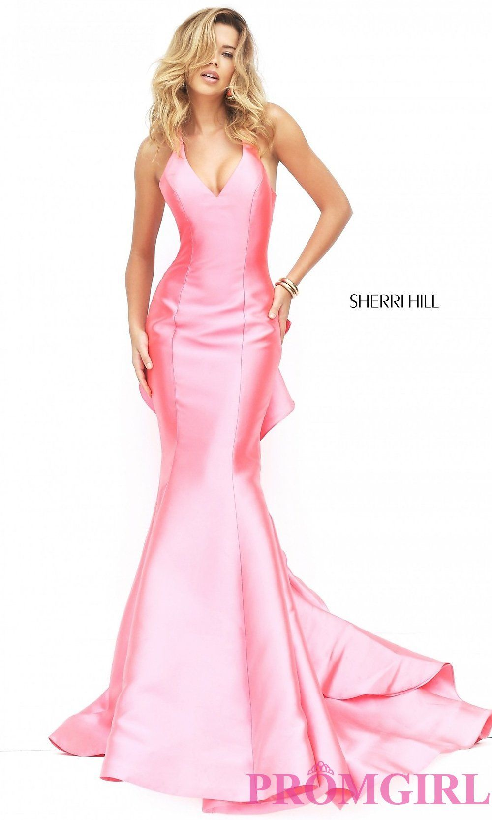 Prom dresses celebrity dresses sexy evening gowns sh