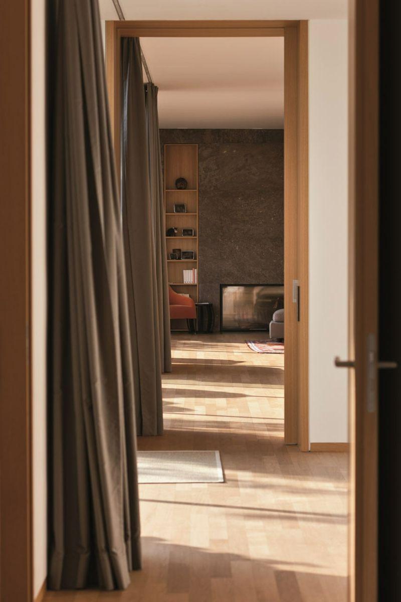 moderne Architektur München - Blick ins Haus L | Casas | Pinterest ...