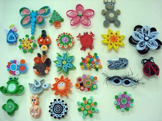 Figuras Ideas Filigranas Quilling Patterns Paper Flowers Craft Quilling Paper Craft