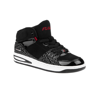 Fubu Men's Dover or Eagle High-Top Sneakers at Walmart for $12