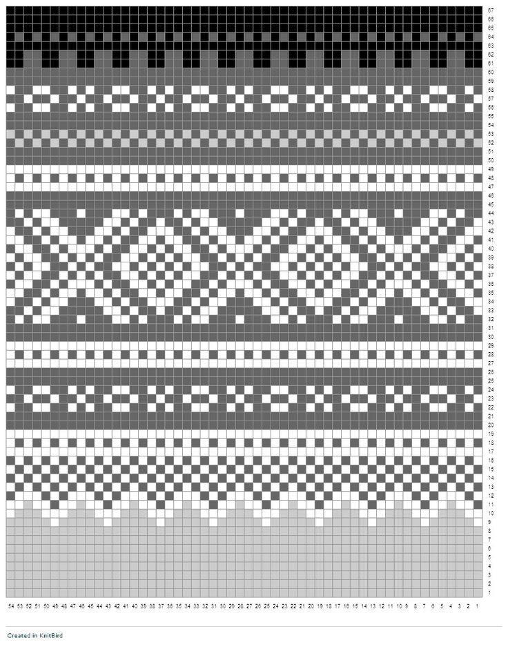 Knitting Pattern Diagrams : ???????? ?? ??????? strikke diagram strikke diagram Pinterest Fair isle...