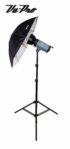 V 300 300 W S Single Umbrella Kit Hi Quality Helman German Made Flash Tubes Studio Photography Lighting Photography Lighting Equipment Umbrella Photography
