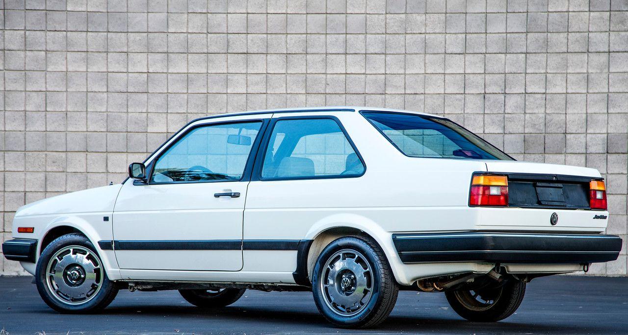 1989 volkswagen jetta coupe