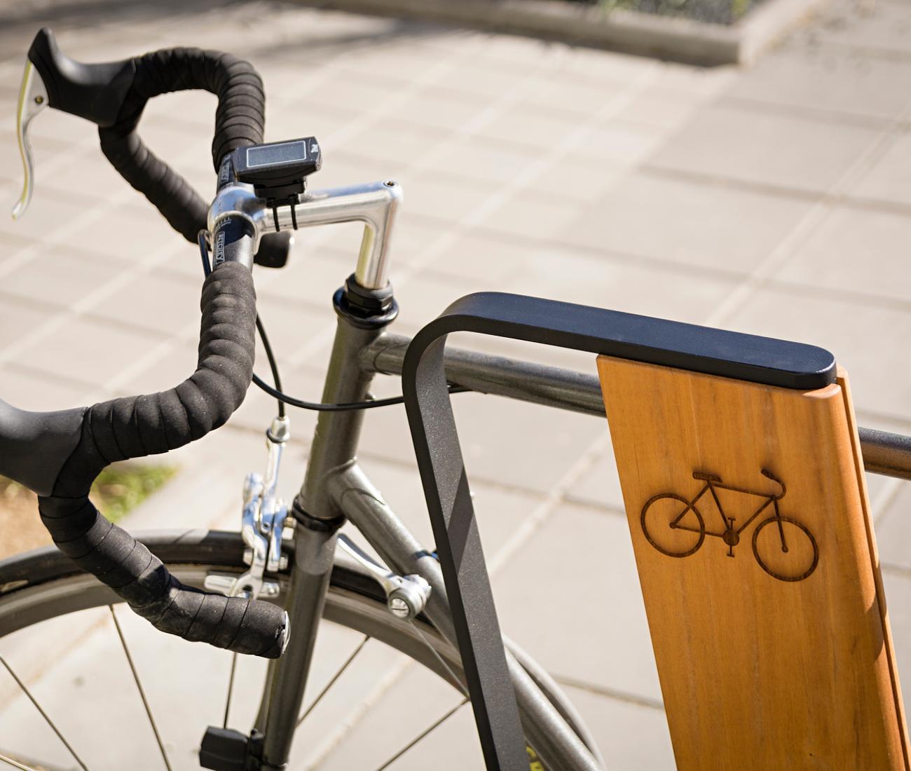 Elegant Bike Rack Velone Bicycle Rack Design Bicycle Parking Design Bike Parking Design
