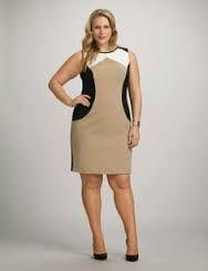 Resultado De Imagen Para Vestidos De Dos Colores Para