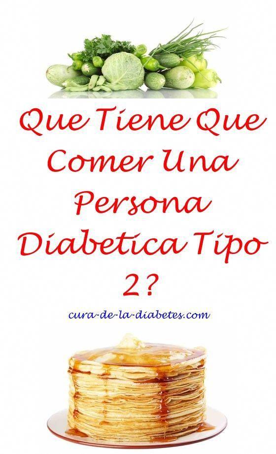 Diabetes tipo 1 dieta