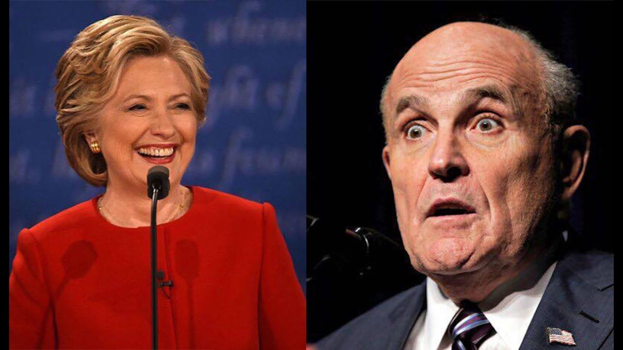 Giuliani Freaks Out Out When Chuck Todd Brings Up Former Mayor S History Trump Information Chuck Todd Donald Trump Republican Gop