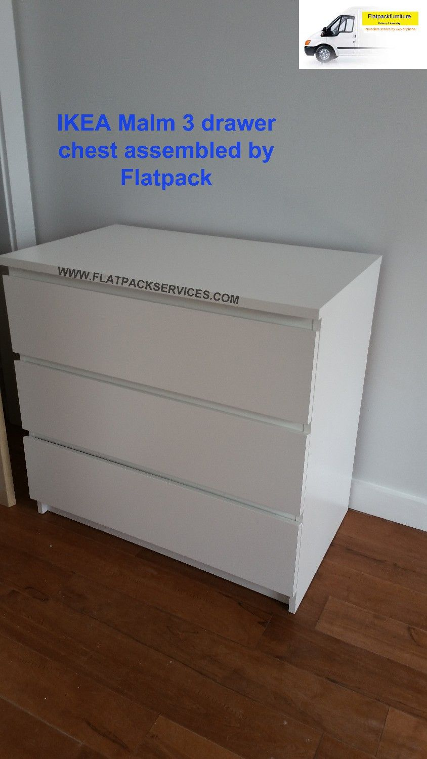 Ikea malm 3 drawer chest article number best for Ikea article number