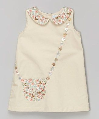 Perfect examples of how to embellish Kids clothing