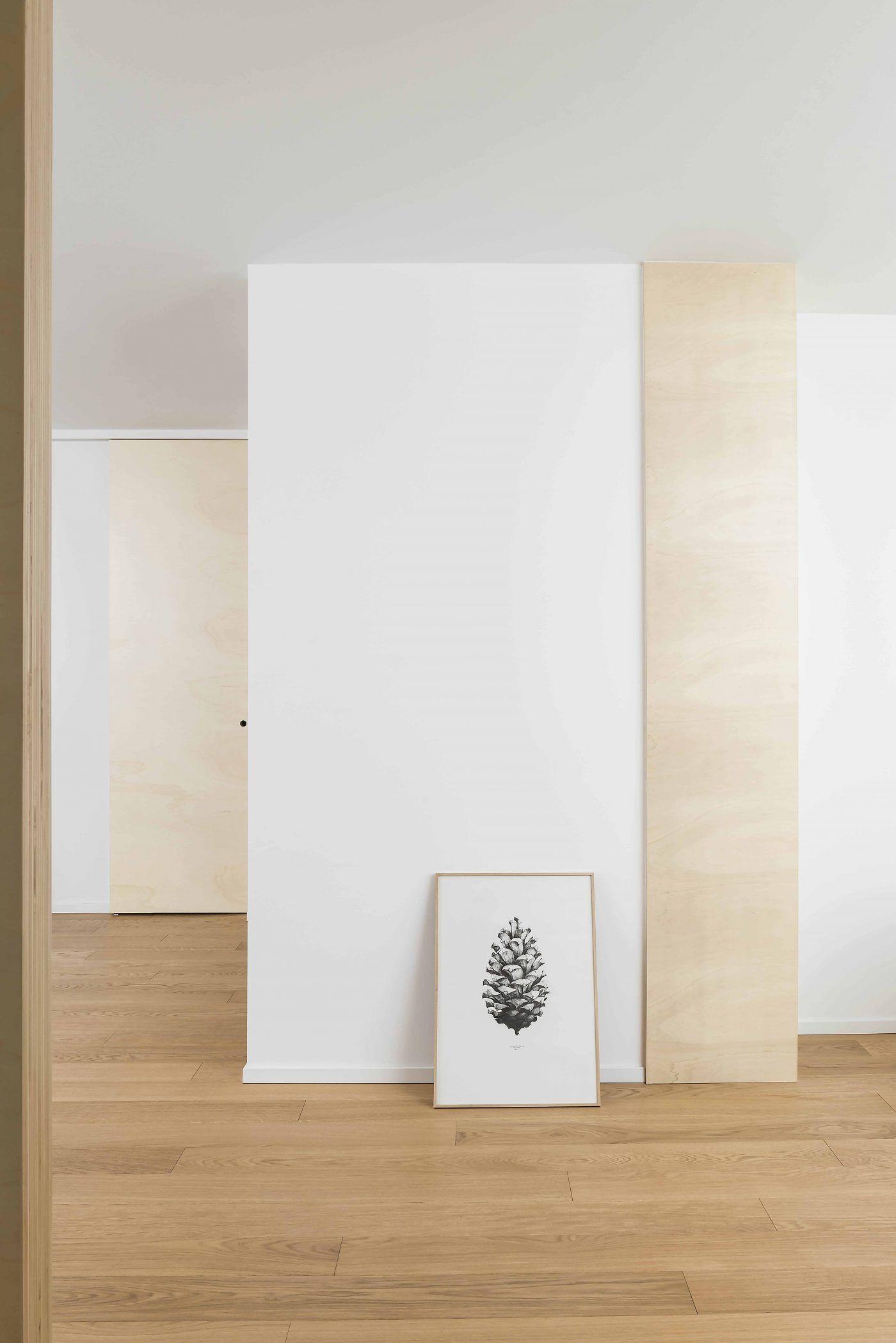 Plywood apartment studio wok r in pinterest plywood