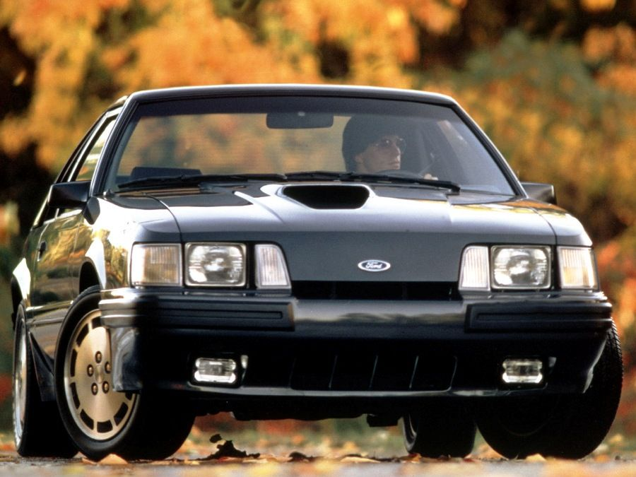 Mustang Svo 4 Cylinder Turbo I Considered One Of These But Went With The V8 Instead As Most Ers Did