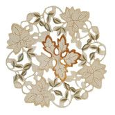 Found it at Wayfair - Autumn Forest Cutwork Embroidered Placemat