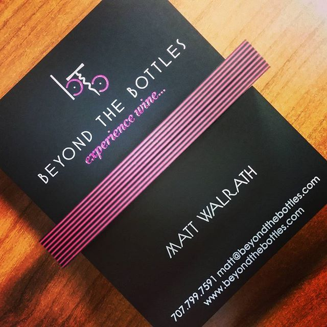 A 100 custom job these 3 ply business cards are showstoppers with a 100 custom job these 3 ply business cards are showstoppers with black plike plastic like soft touch paper and a raspberry pink center these really colourmoves