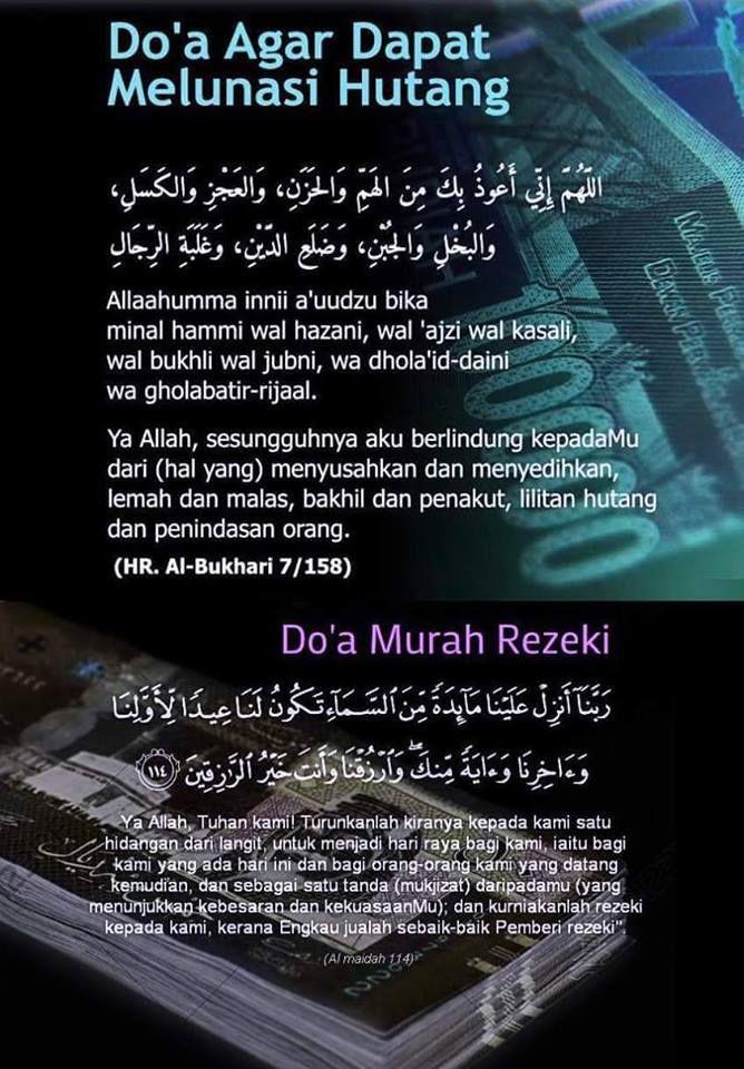 Pin Oleh Mohd Shaufi Di Doa Islam Qur An Dan Kutipan Agama
