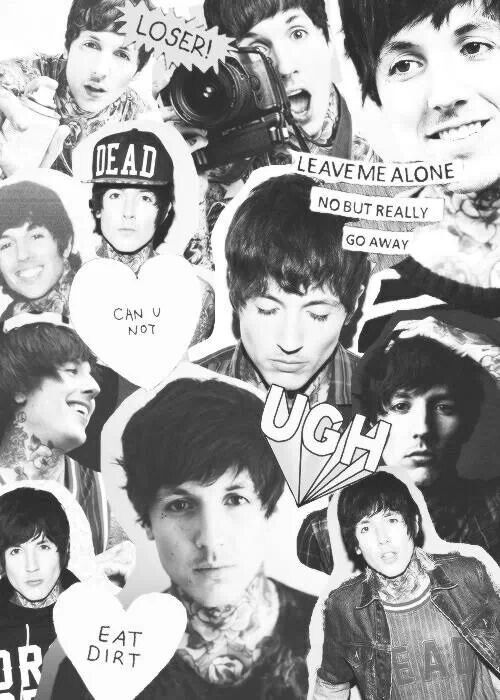 Oliver sykes.<3