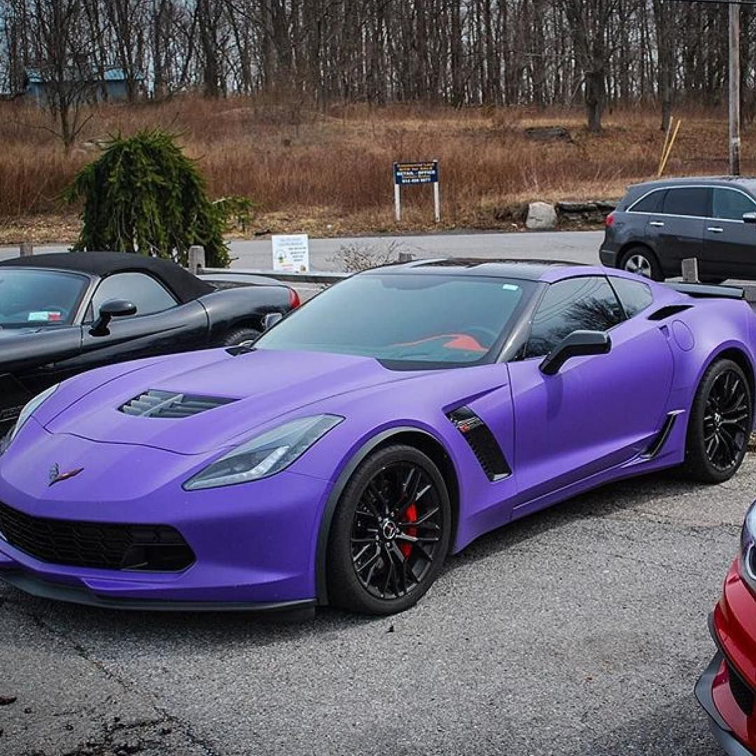 Purple Z06 Owner Datpurplez Photographer Connor A4