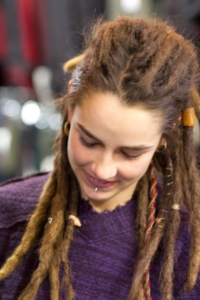 Dreadlock Love Dreadstop Dread Hairstyles Beautiful Dreadlocks Dreads Girl
