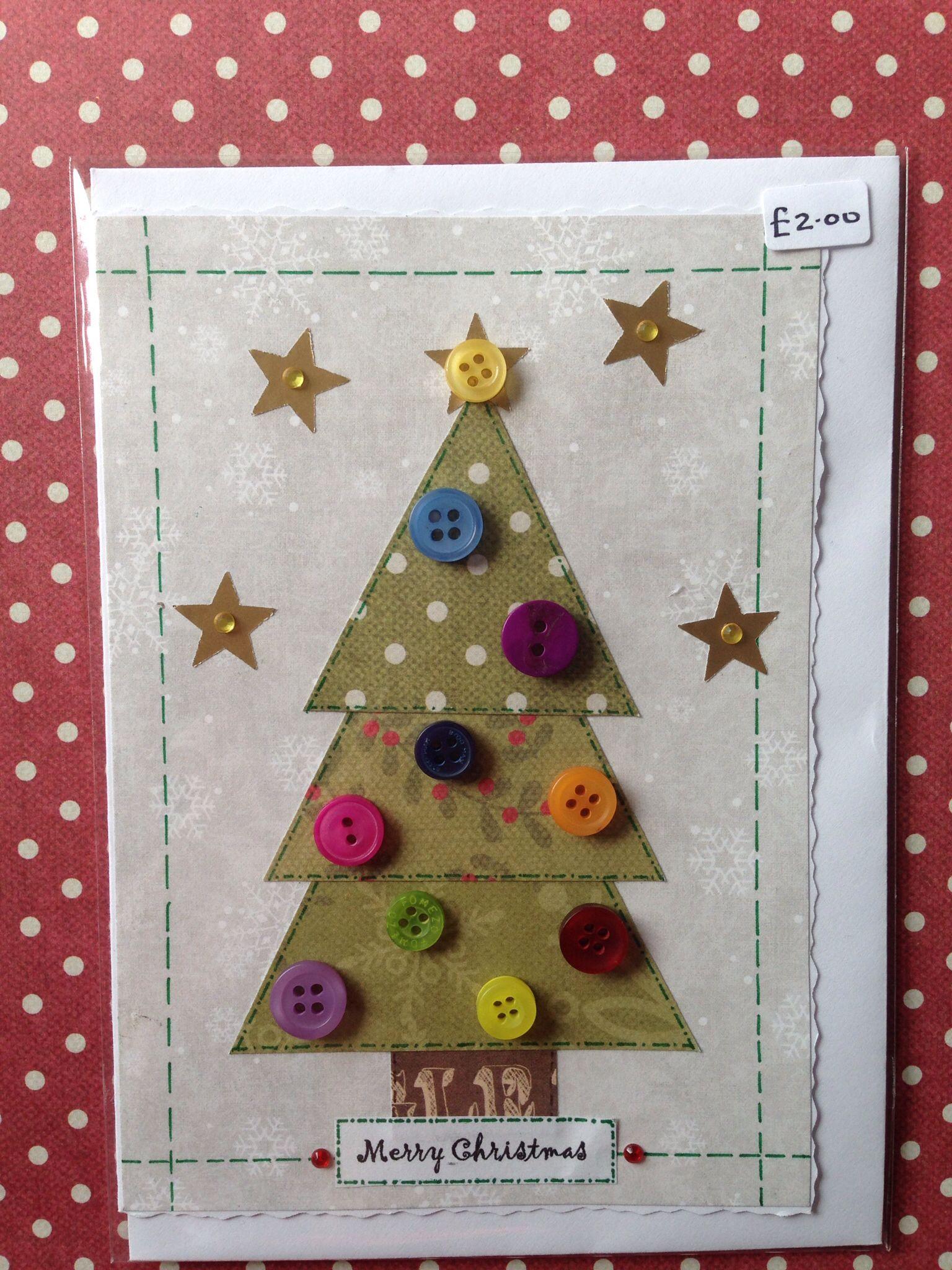 Christmas Tree Christmas Card :)