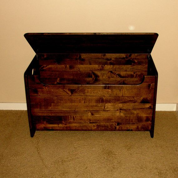 Wood Toy Box Wood Toy Chest Wood Toys Solid Wood Toy Box