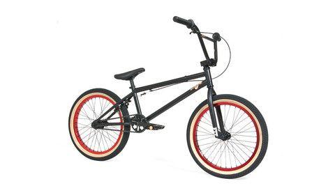 Fit Dugan Sig BMX Bike Complete Black