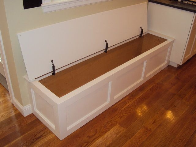 Superbe Traditional Storage Bench Kitchen Pic Ideas