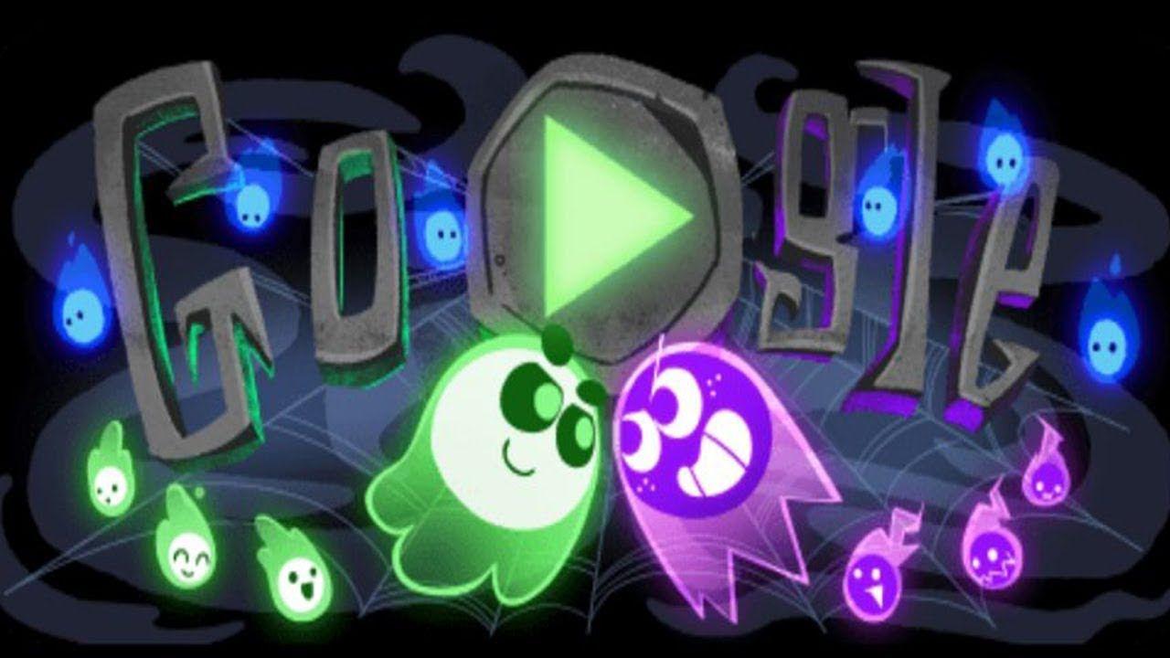Google Doodle Halloween 2018 Online Multiplayer Game