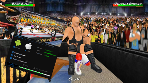 Just tested the Wrestling Revolution 3D Hack and got all
