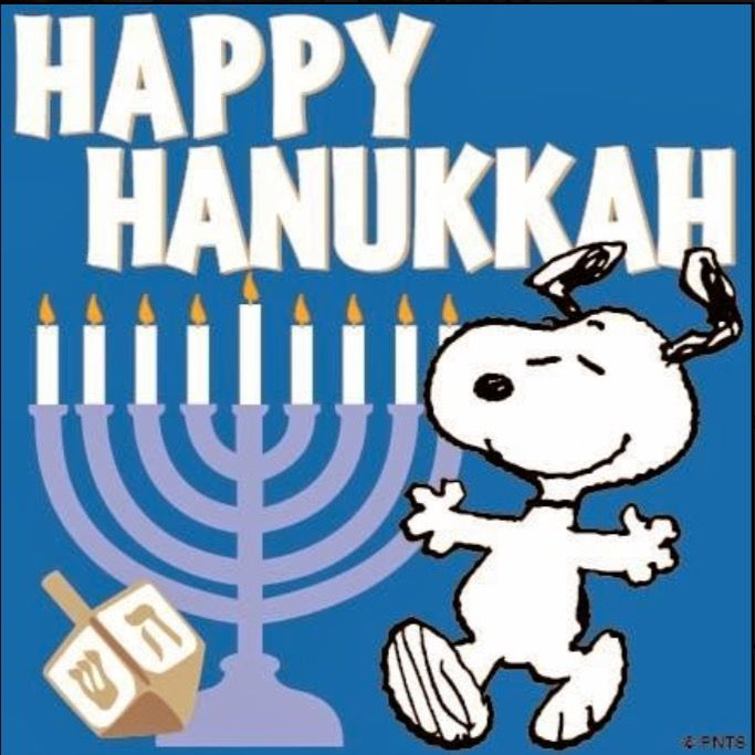 Snoopy Hanukkah Snoopy And Chuck Happy Hanukkah Hanukkah