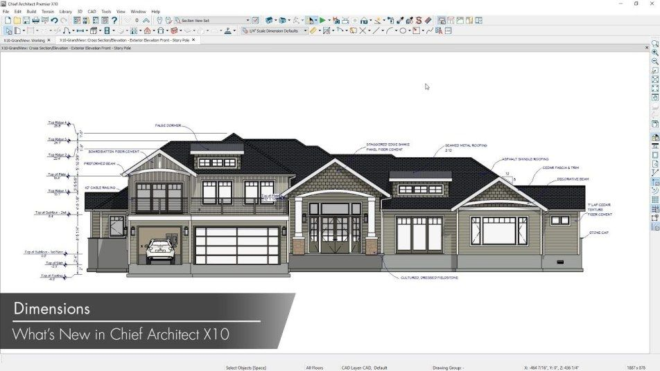 Remarkable Design With Chief Architect Premier X10 20 2 2 3 Full Download Free Architecture Designs Scobabritishbridgeorg