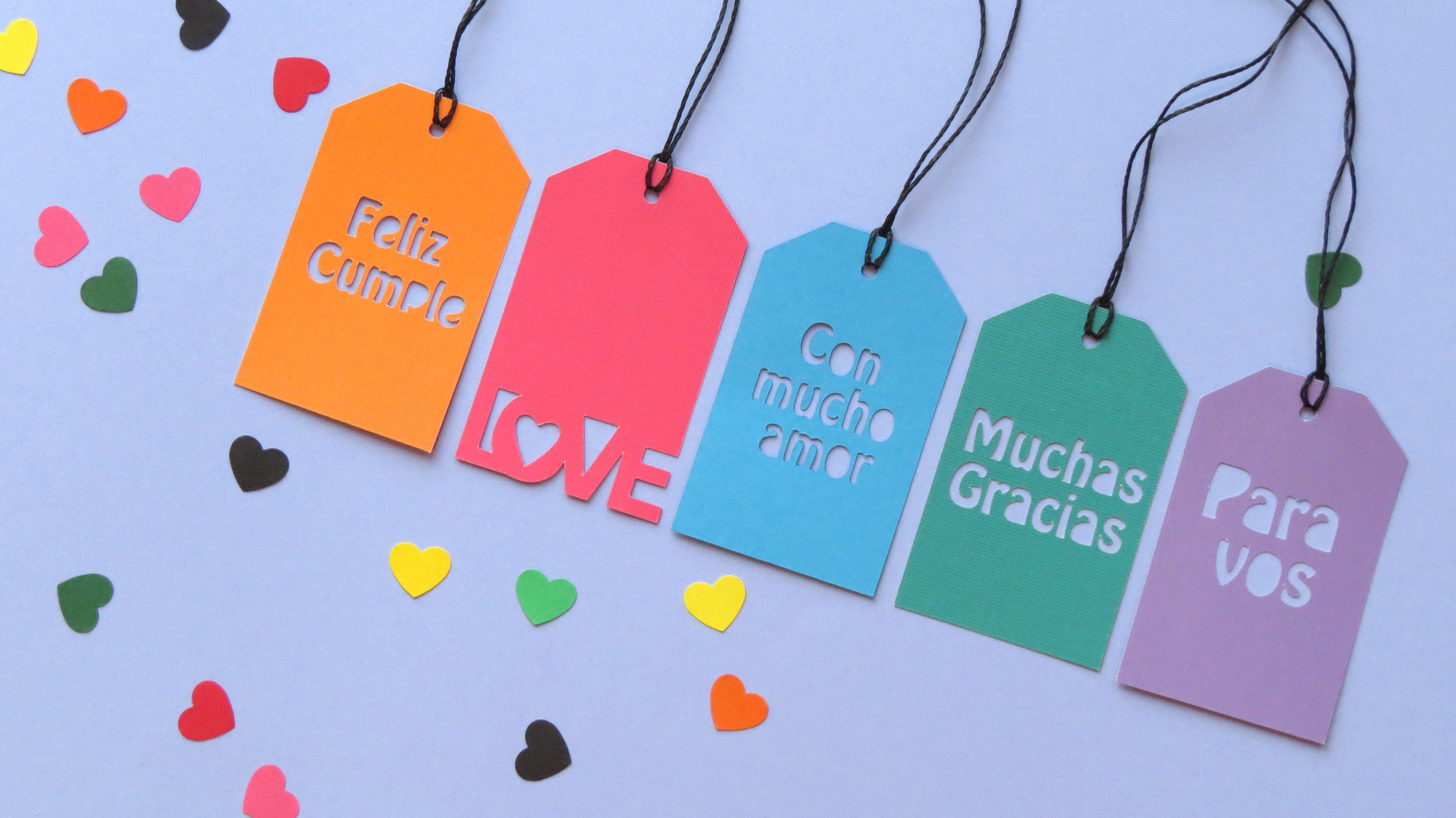 abfb1d39b7 Etiquetas caladas  FelizCumple  LOVE  Muchasgracias  Paravos  Conmuchoamor