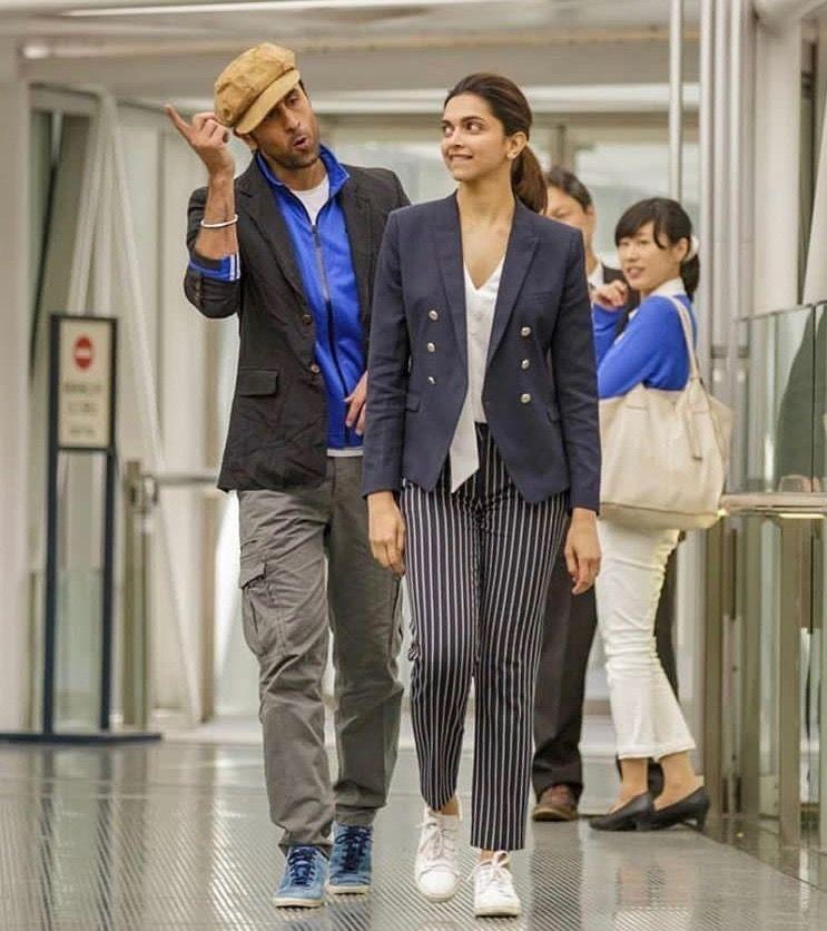 Ranbir Kapoor & Deepika Padukone in Tamasha   Ranbir ...