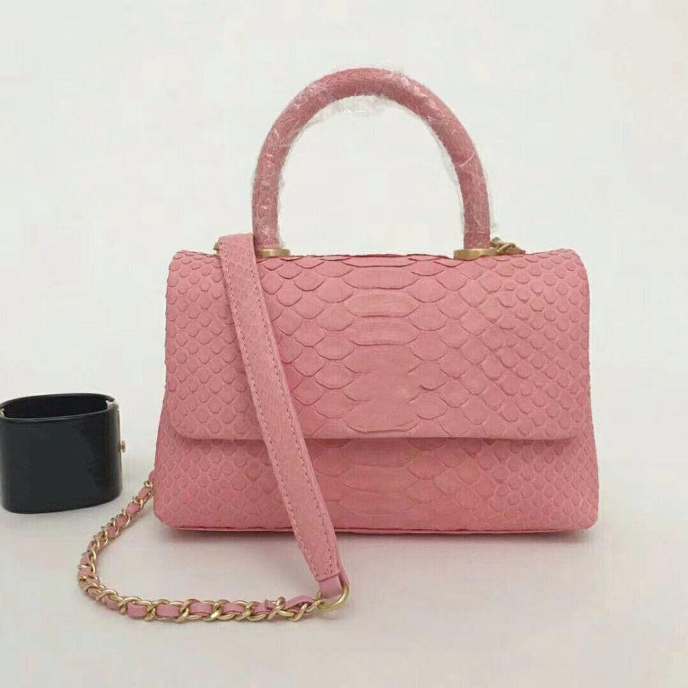 50eb56b7b51 100% Genuine Leather Luxury Handbags Women Bags Designer Crossbody Bags For  Women Famous Brand Runway Enjoy ✓Free Shipping Worldwide!