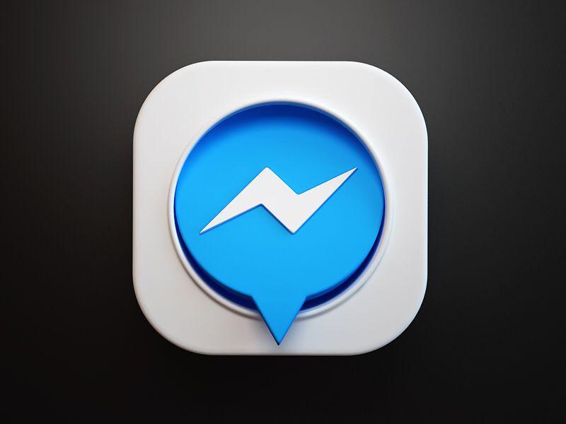 Messenger - by Webshocker | #ui