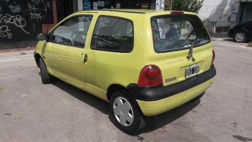 Renault Twingo 2001 Aa Cristales Elec Verde Manzana