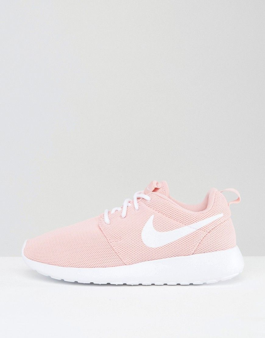 separation shoes b4c7f d1ed5 Nike Roshe One - Blush Pink