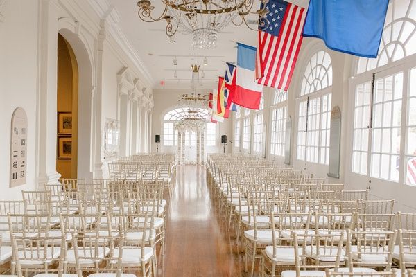 Modern Wedding With Southern Traditions In New Orleans Louisiana