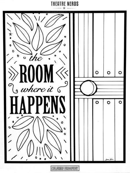 Hamilton Inspired Coloring Pages Set One Quote Coloring Pages Coloring Pages Hamilton Musical