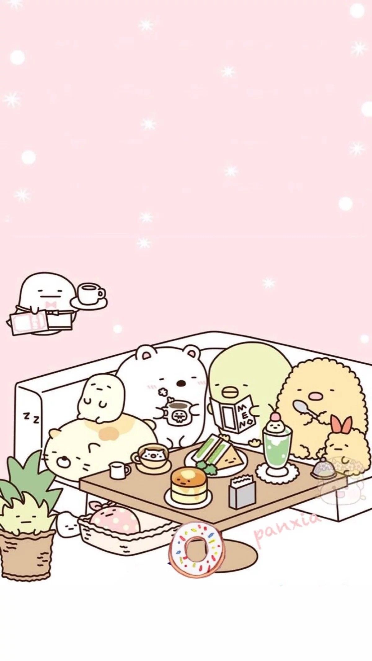 Awesome Sanrio iPhone Wallpapers - WallpaperAccess