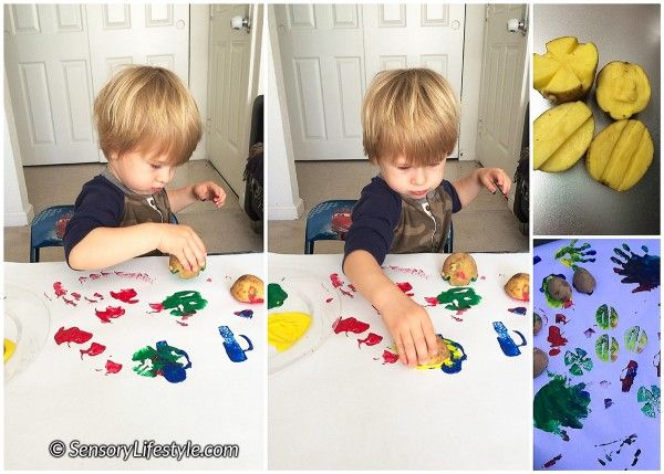 Month 20: Top 10 Sensory Activities for your 20 month old toddler