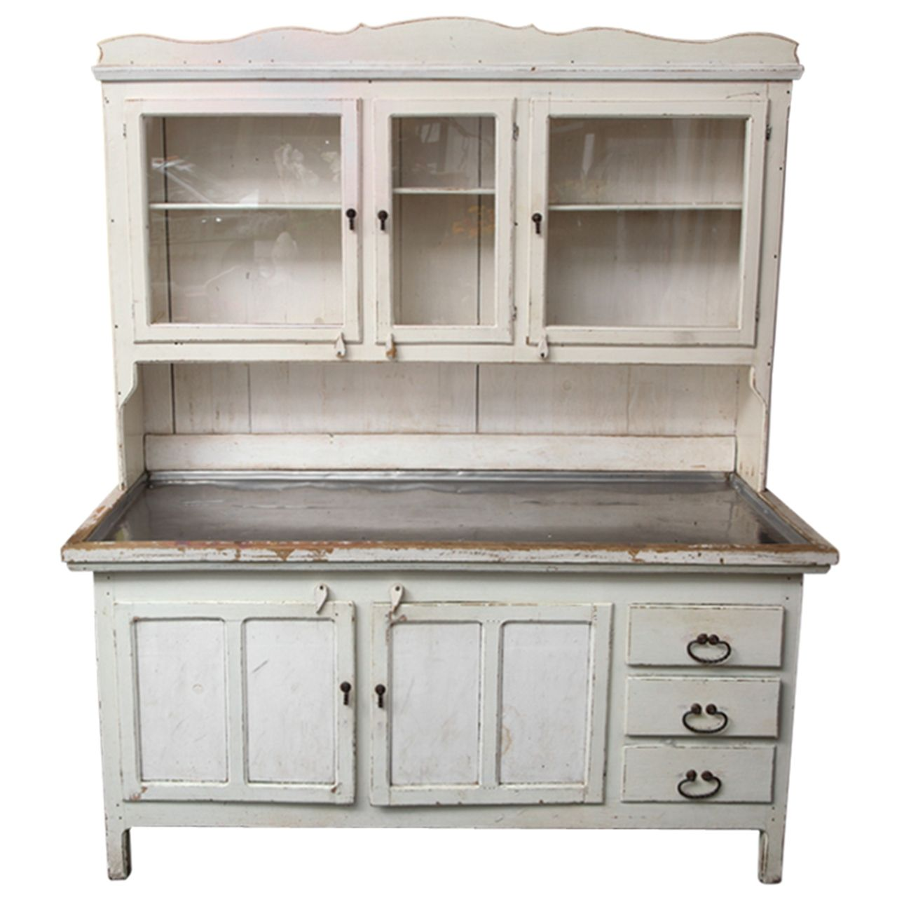 1stdibs   Vintage 20's Mexican Apothecary Cabinet   Home ...