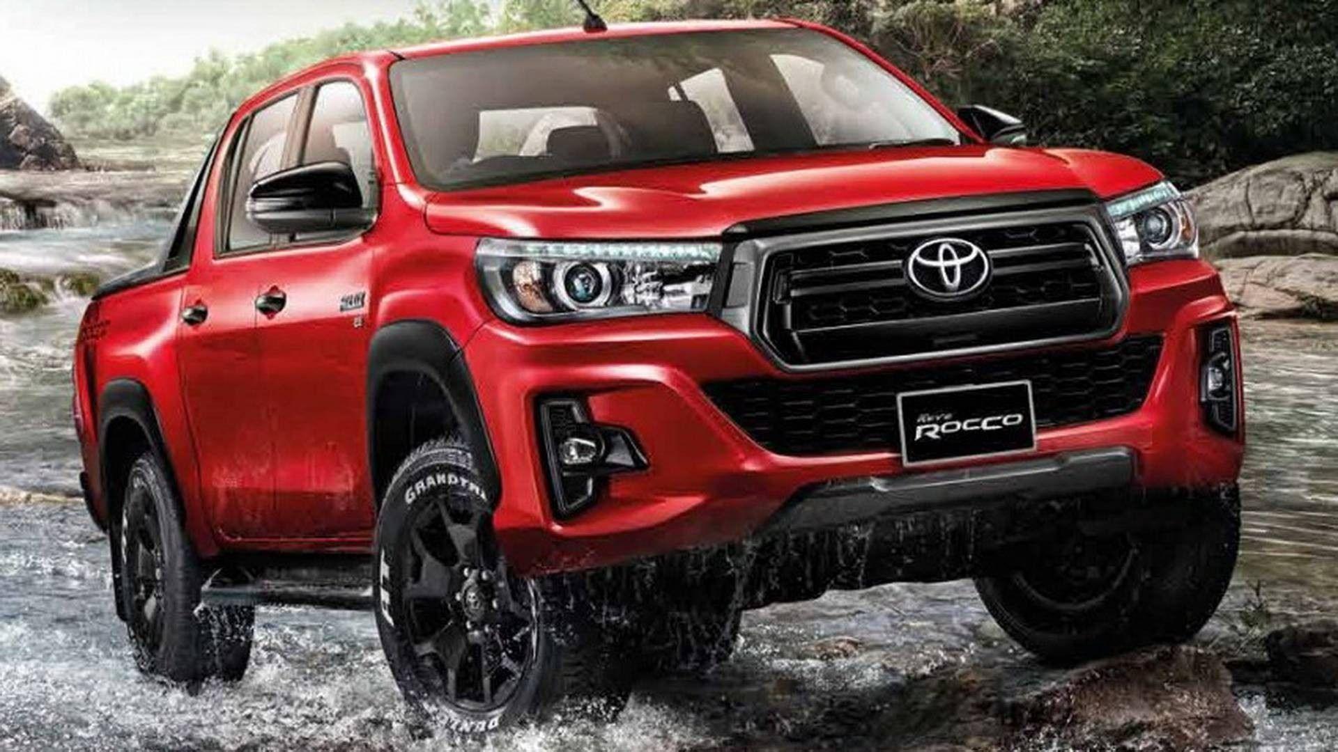 2019 Toyota Dakar Interior Car Review 2018 Toyota Hilux Toyota Toyota Cars