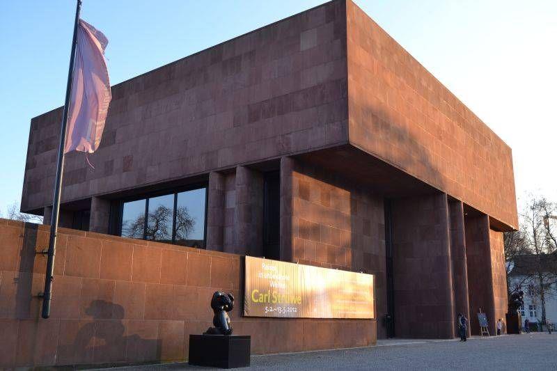 Kunsthalle Bielefeld (mit Bildern) Architektur