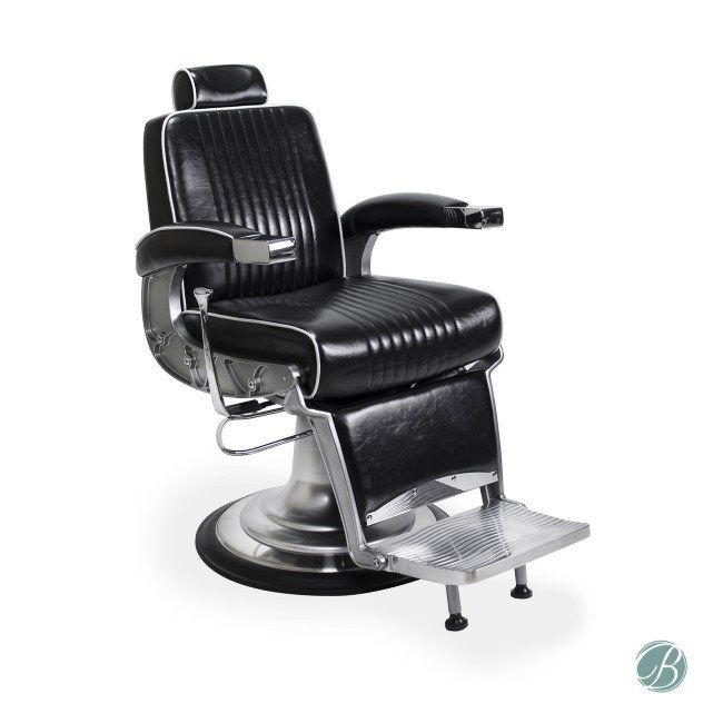 New Kennedy Barber Chair With Steel Reinforced Frame And