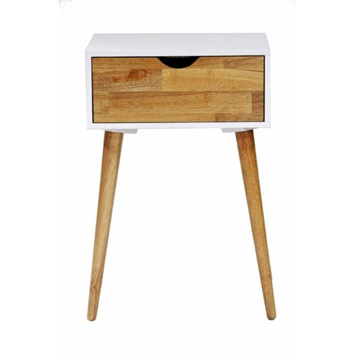 Euro design with rounded corners and spindle legs makes this a handsome group for any modern home. Wood tone finish drawers gives it a very upscale look.
