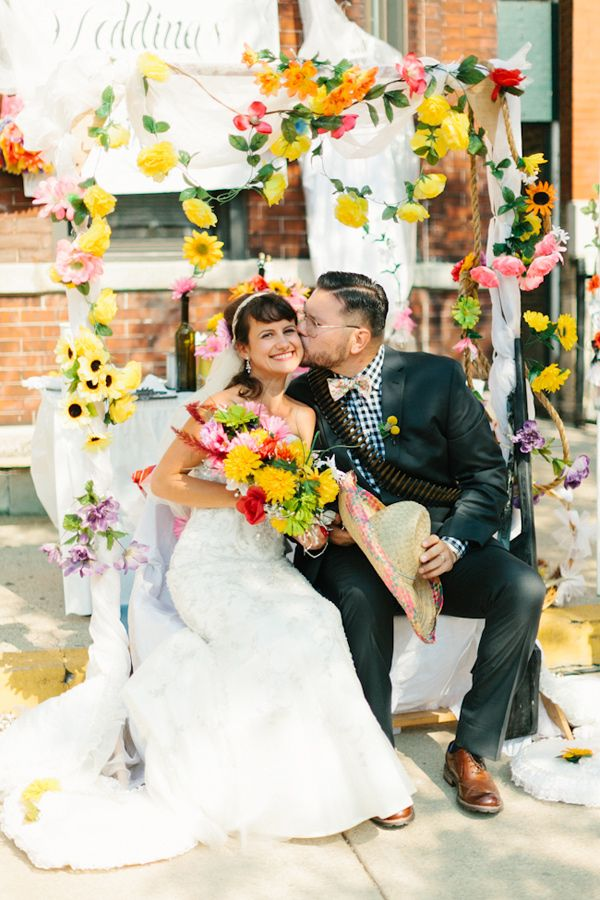 Chicago Day of the Dead Wedding | Weddings, Wedding and Whimsical ...