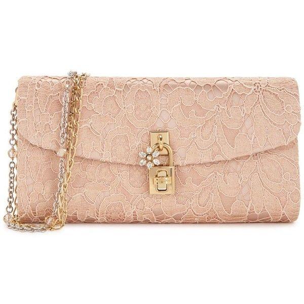 Dolce & Gabbana Lace print clutch DNJywnY