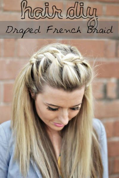 Classic and sweet hairstyle ideas for long hair