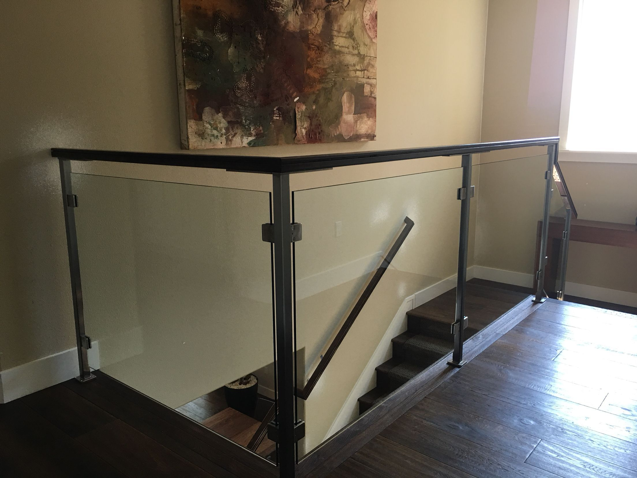 Best 4 Easy Diy Ways To Finish Your Basement Stairs Half 400 x 300