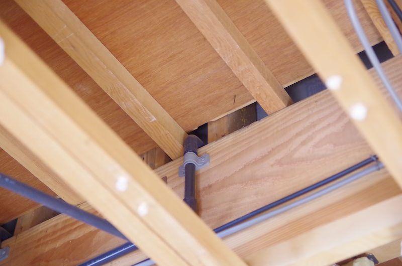 セルフリノベーション Diyで洋室の天井を抜く 天井 洋室 天井 Diy