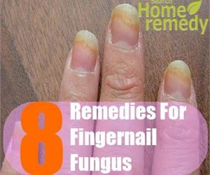 8 Excellent Home Remes For Fingernail Fungus